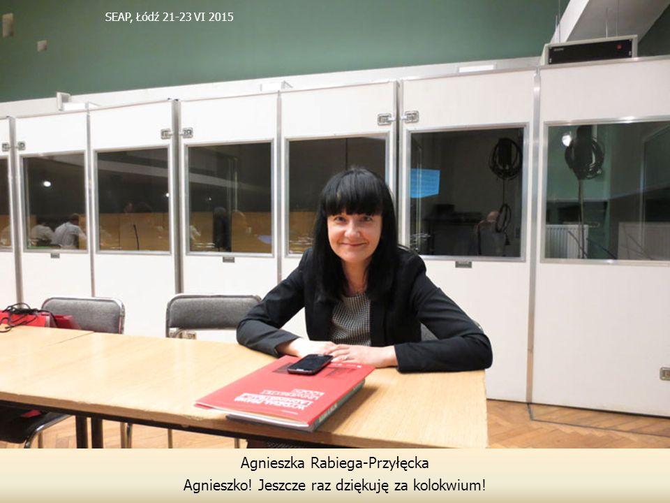 Agnieszka Rabiega-Przyłęcka