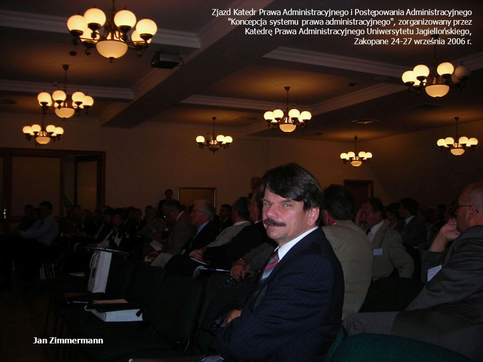 Zjazd Katedr Prawa Administracyjnego i Postępowania Administracyjnego