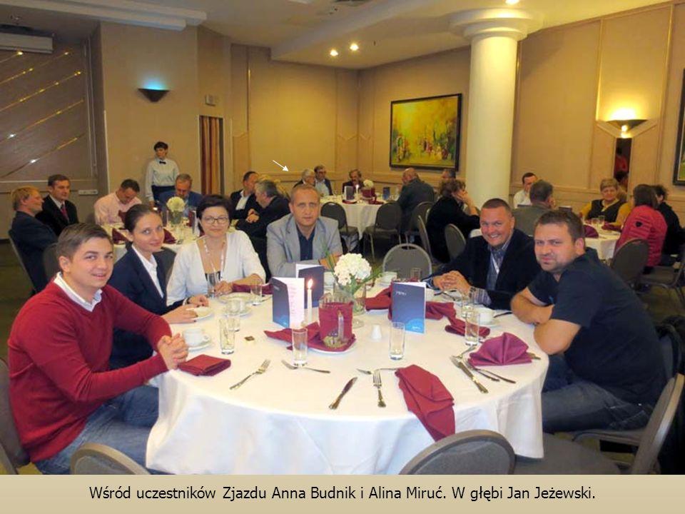 Wśród uczestników Zjazdu Anna Budnik i Alina Miruć