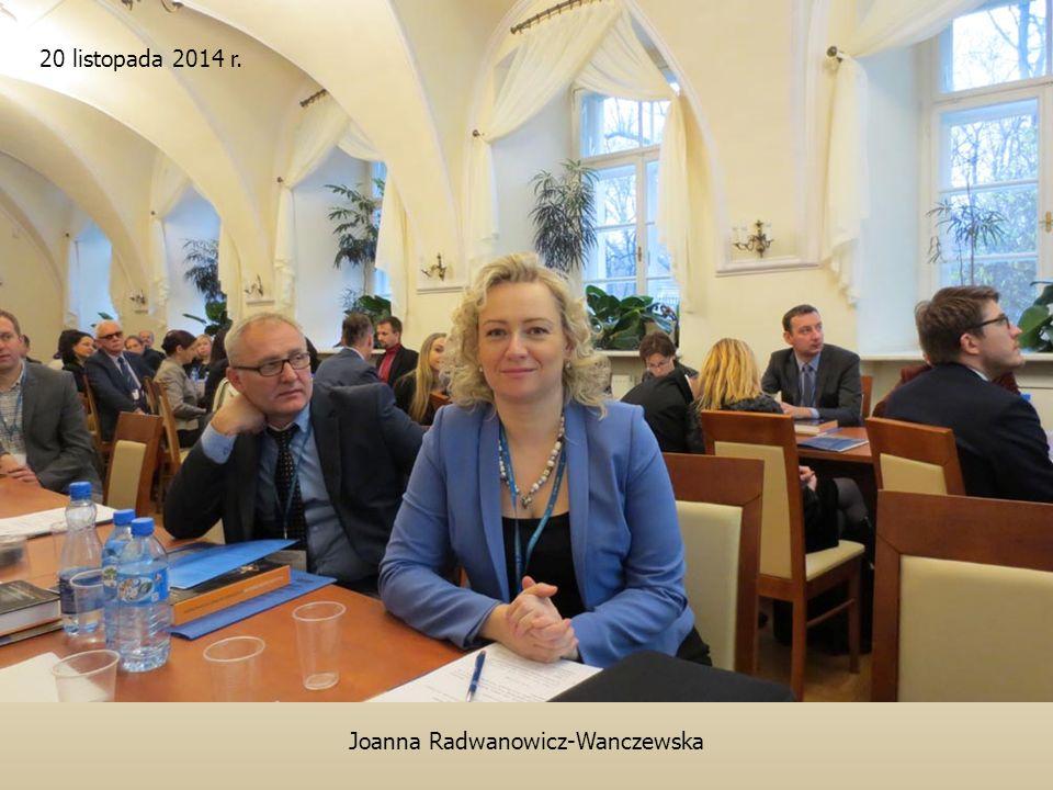 Joanna Radwanowicz-Wanczewska