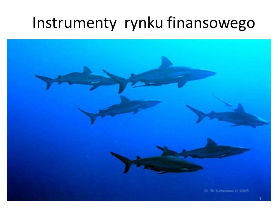Instrumenty rynku finansowego