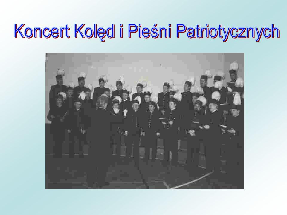 Koncert Kolęd i Pieśni Patriotycznych