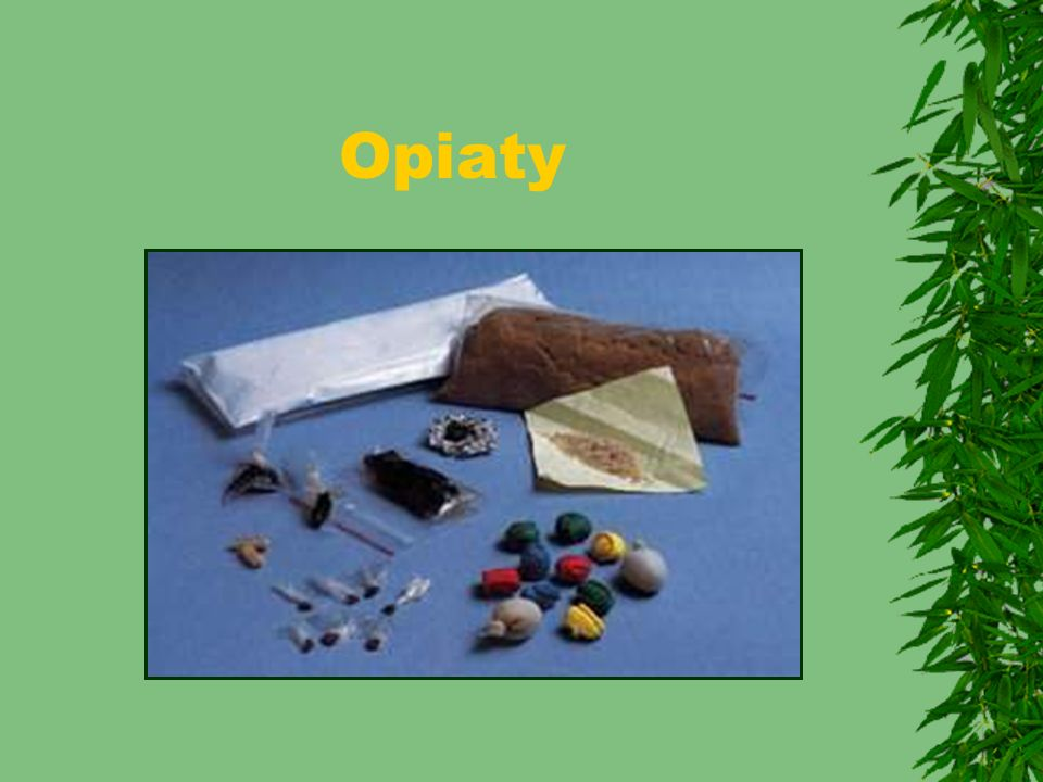 Opiaty
