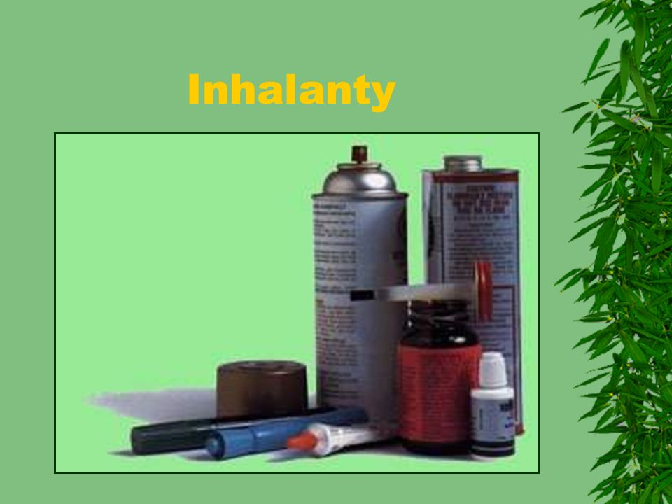 Inhalanty