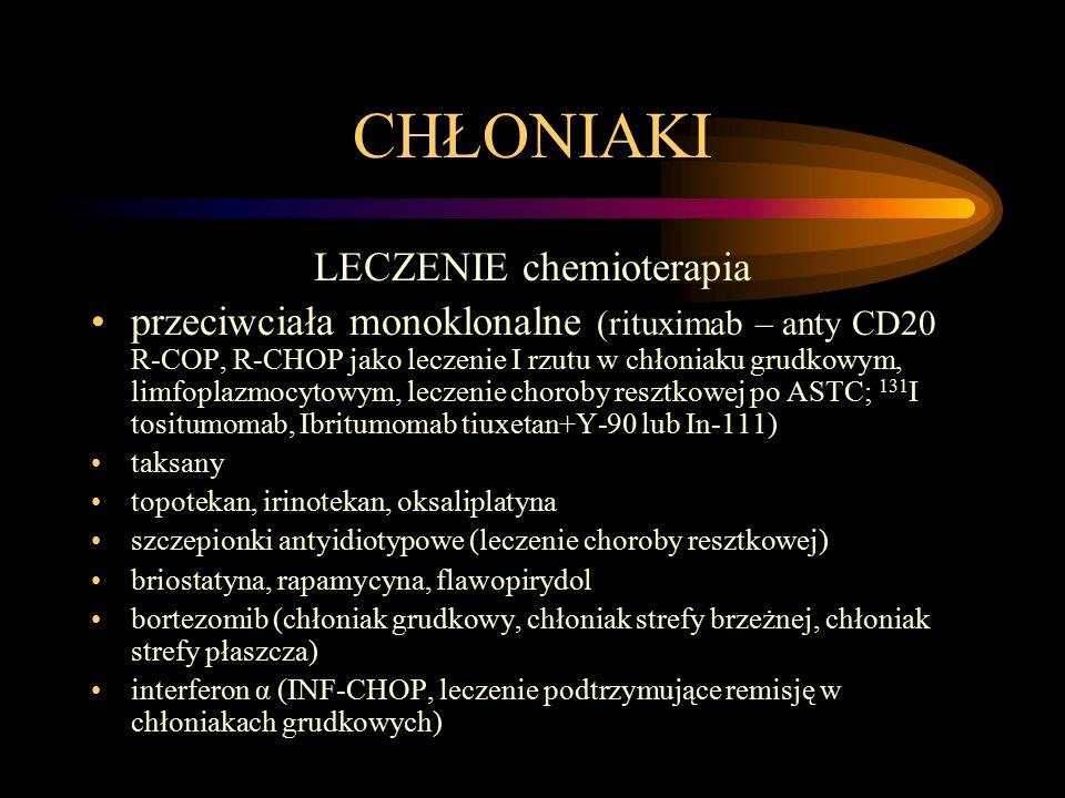 LECZENIE chemioterapia