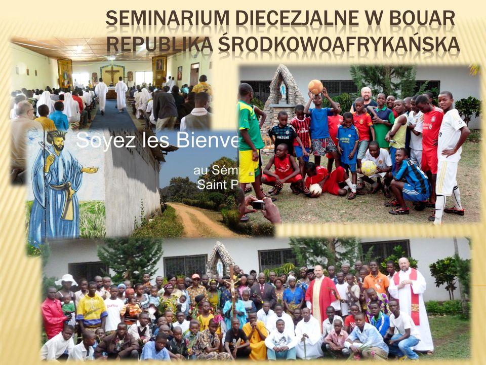 Seminarium diecezjalne w bouar Republika Środkowoafrykańska