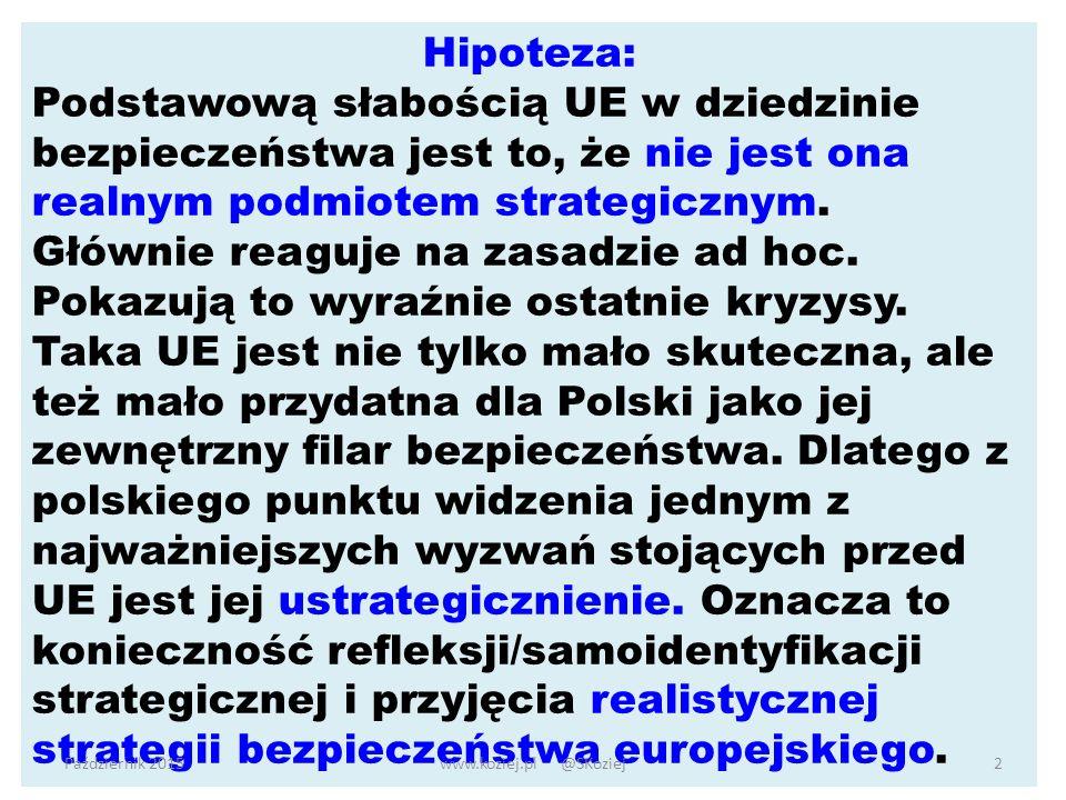 Hipoteza: