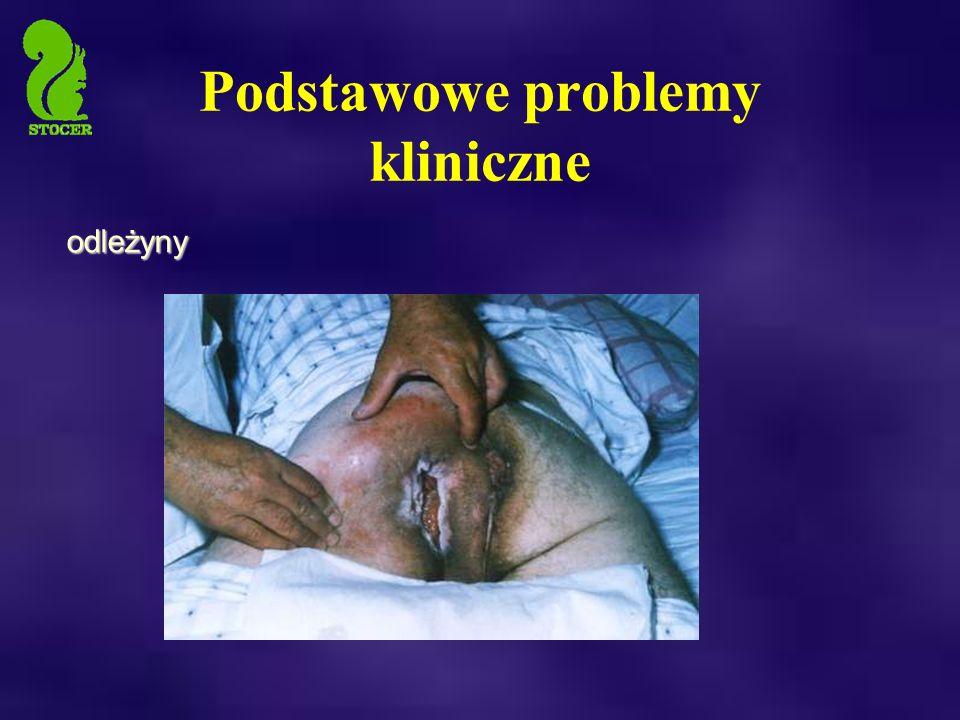 Podstawowe problemy kliniczne