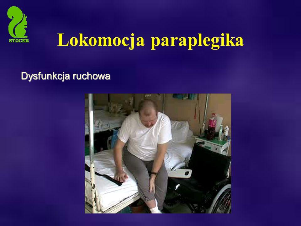 Lokomocja paraplegika