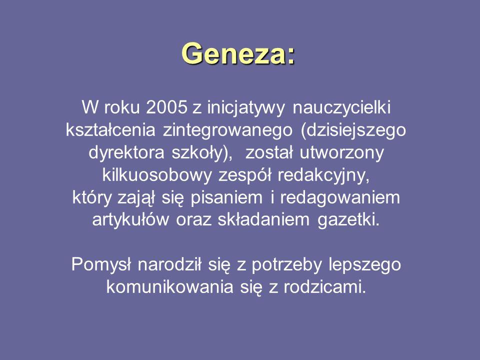 Geneza: