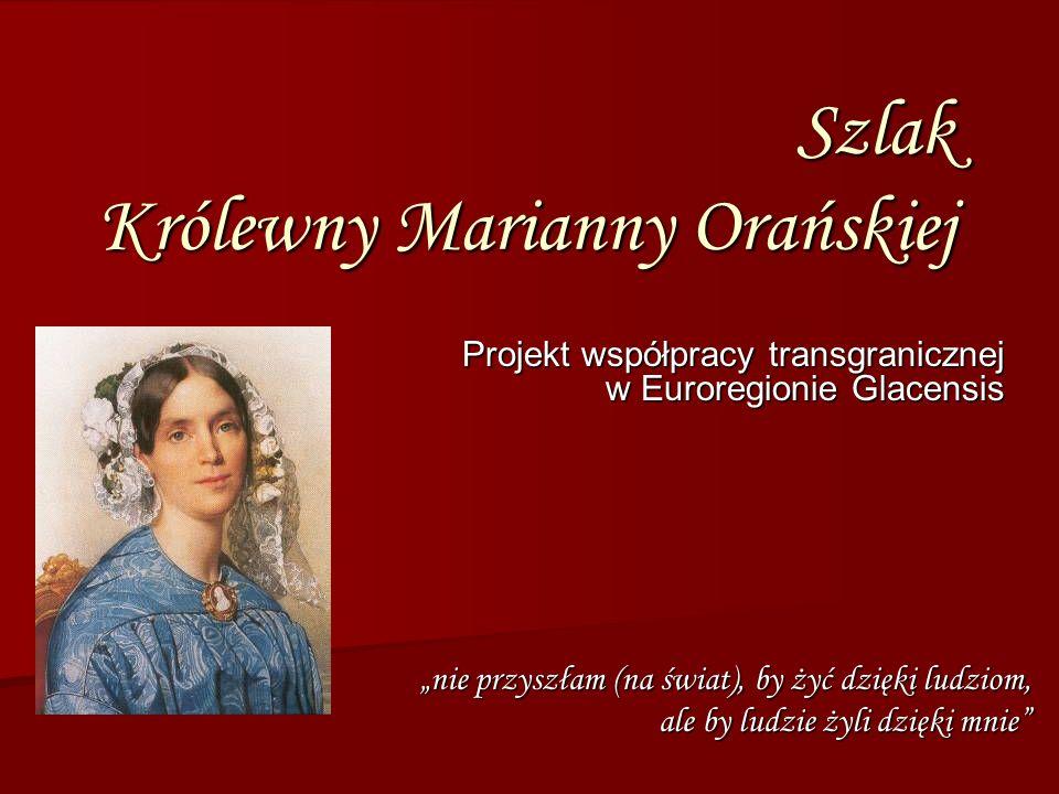 Szlak Królewny Marianny Orańskiej