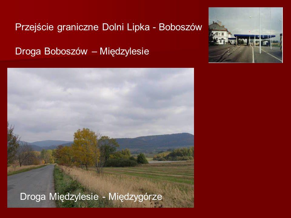 Przejście graniczne Dolni Lipka - Boboszów