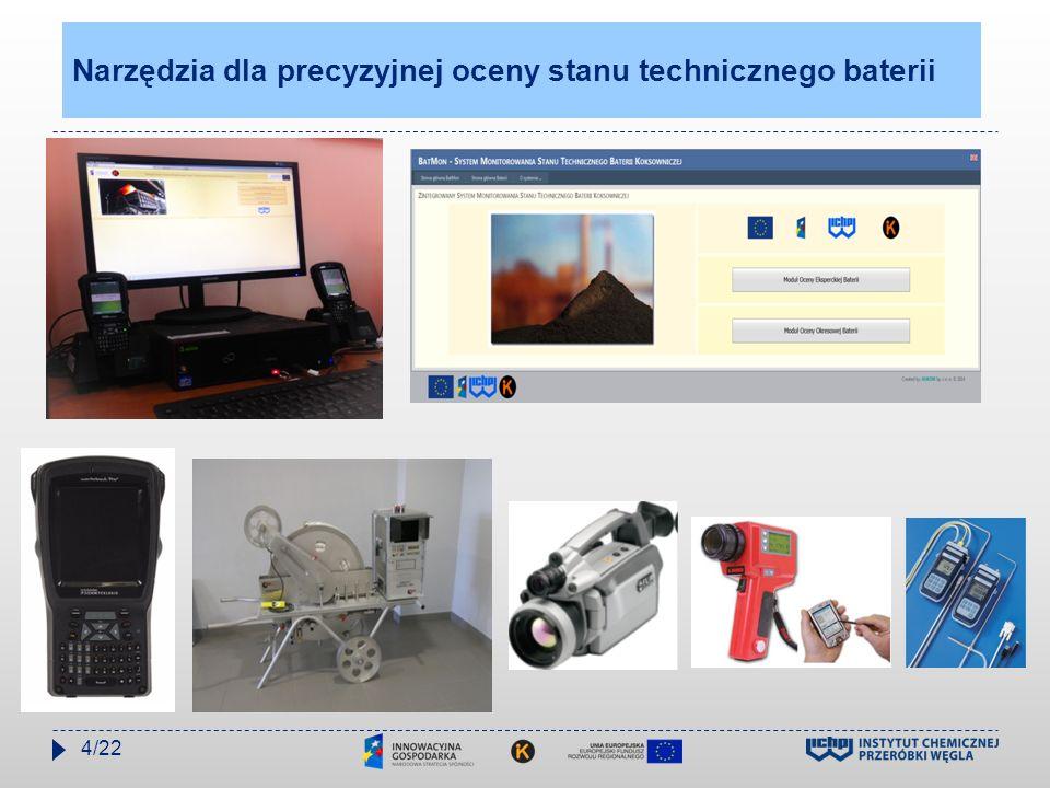 Narzędzia dla precyzyjnej oceny stanu technicznego baterii