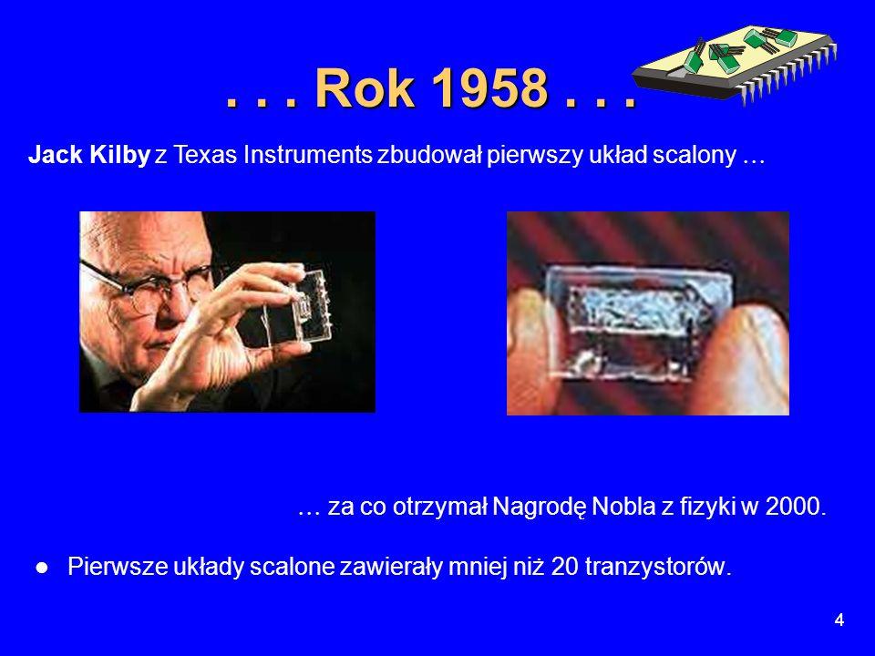. . . Rok 1958 . . .  za co otrzymał Nagrodę Nobla z fizyki w 2000.