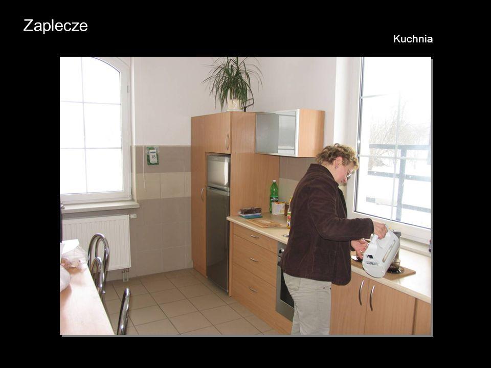 Zaplecze Kuchnia