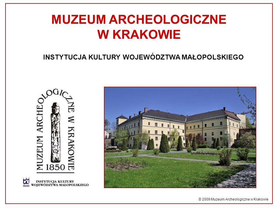 MUZEUM ARCHEOLOGICZNE W KRAKOWIE