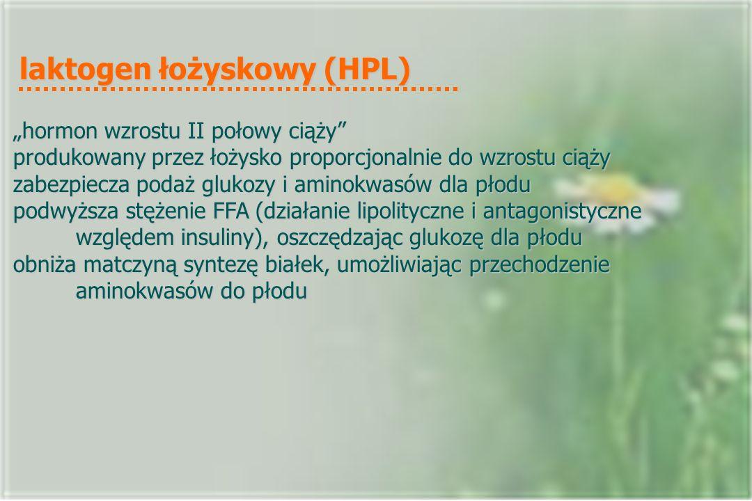 laktogen łożyskowy (HPL)