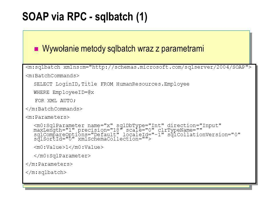 SOAP via RPC - sqlbatch (1)