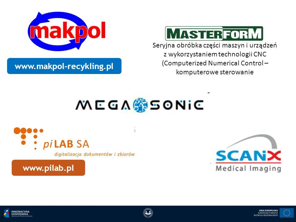 www.makpol-recykling.pl www.pilab.pl