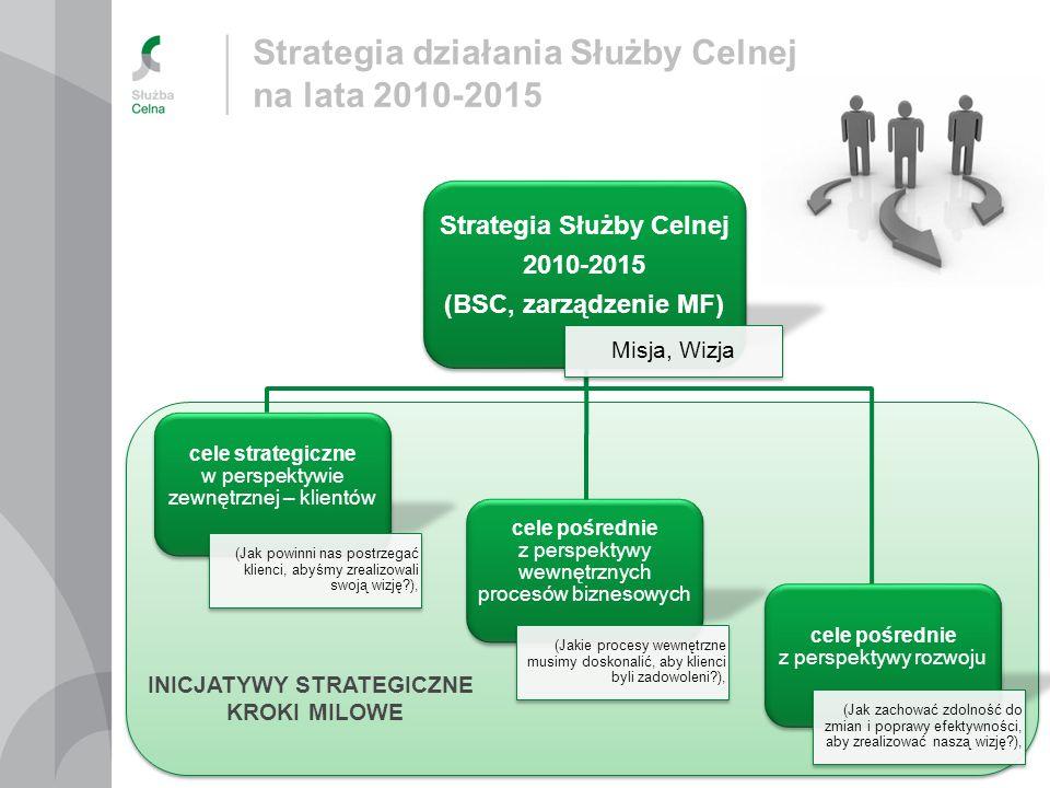 Strategia Służby Celnej