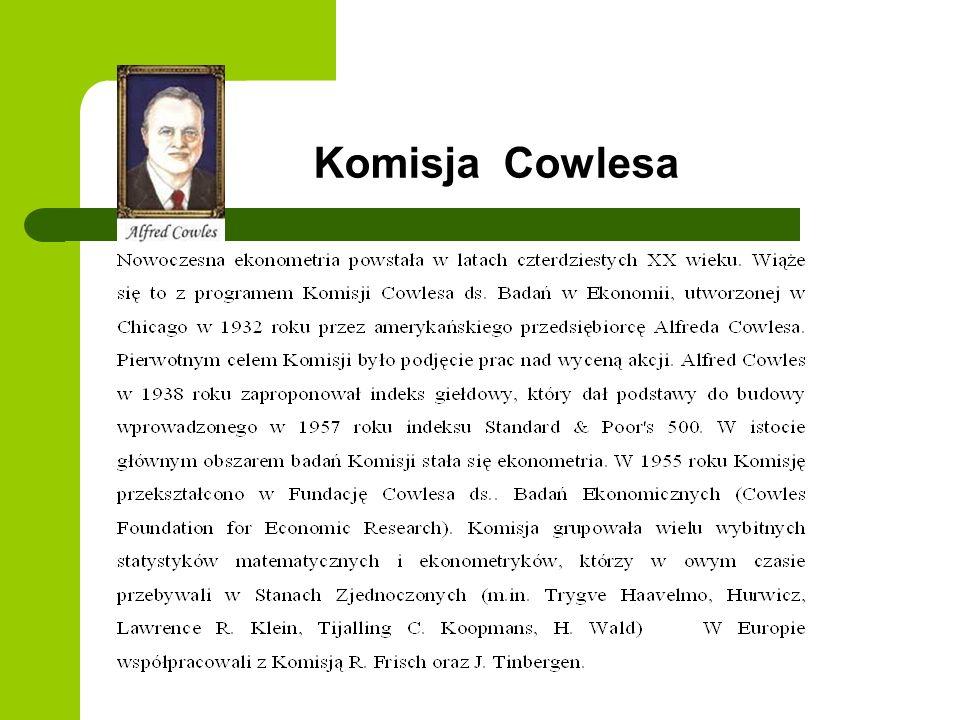 Komisja Cowlesa