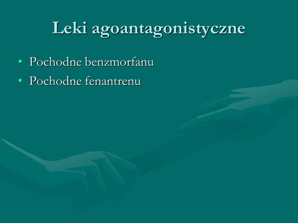Leki agoantagonistyczne