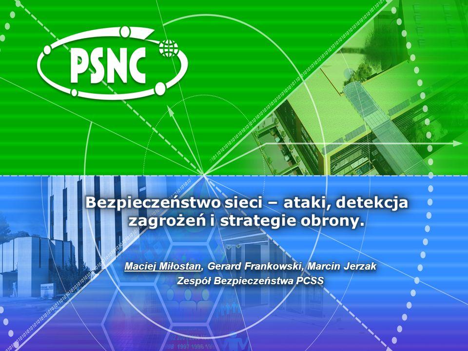 Bezpieczeństwo sieci – ataki, detekcja zagrożeń i strategie obrony.