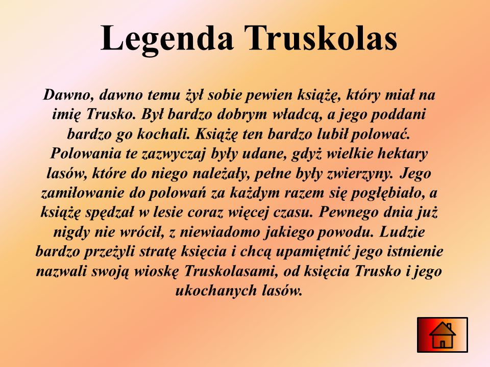 Legenda Truskolas