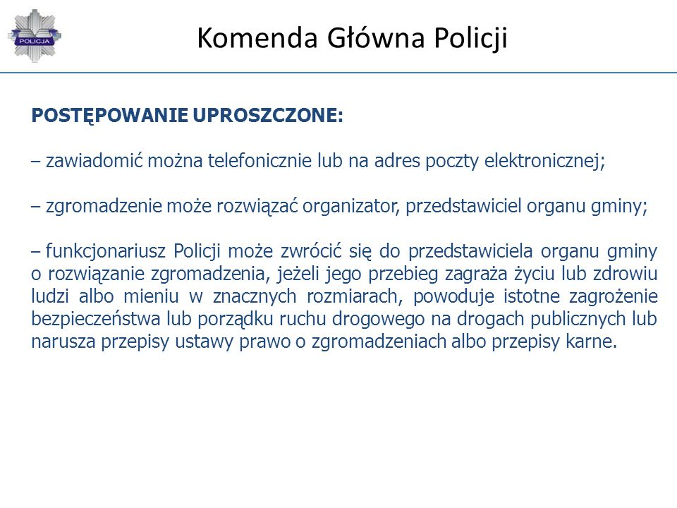 Komenda Główna Policji
