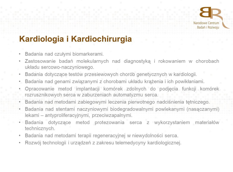 Kardiologia i Kardiochirurgia