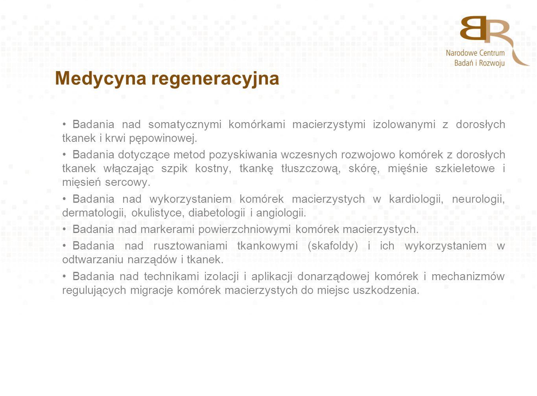 Medycyna regeneracyjna