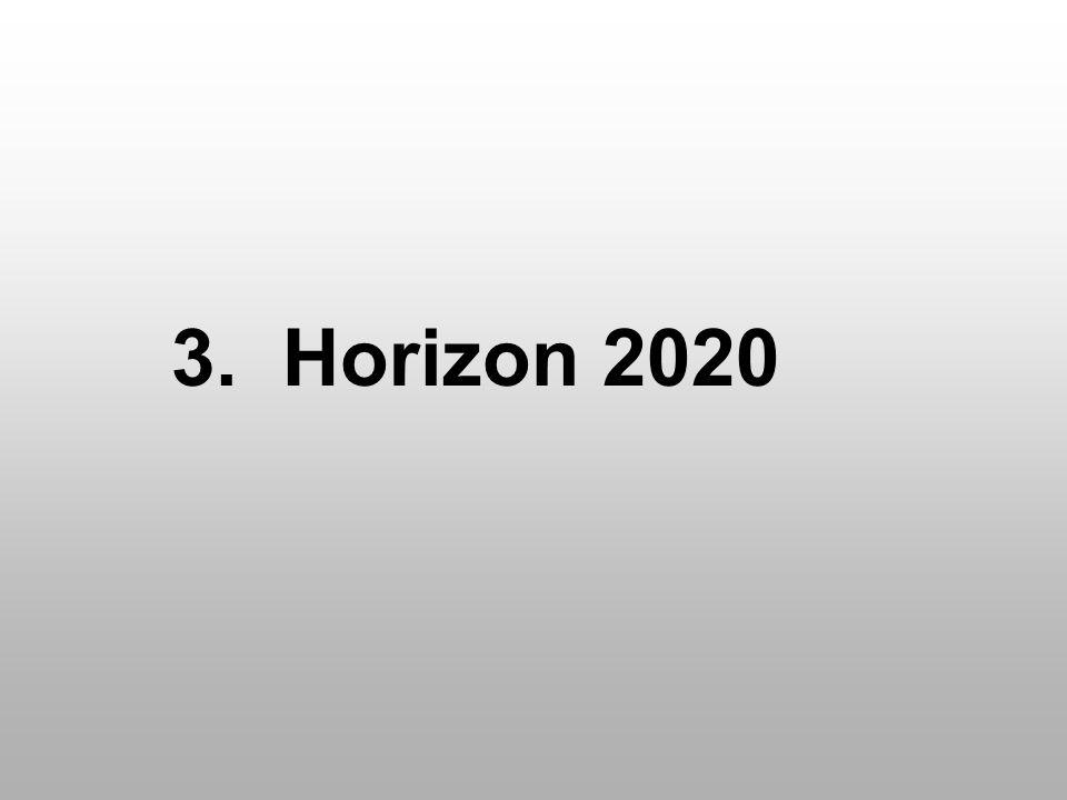 3. Horizon 2020