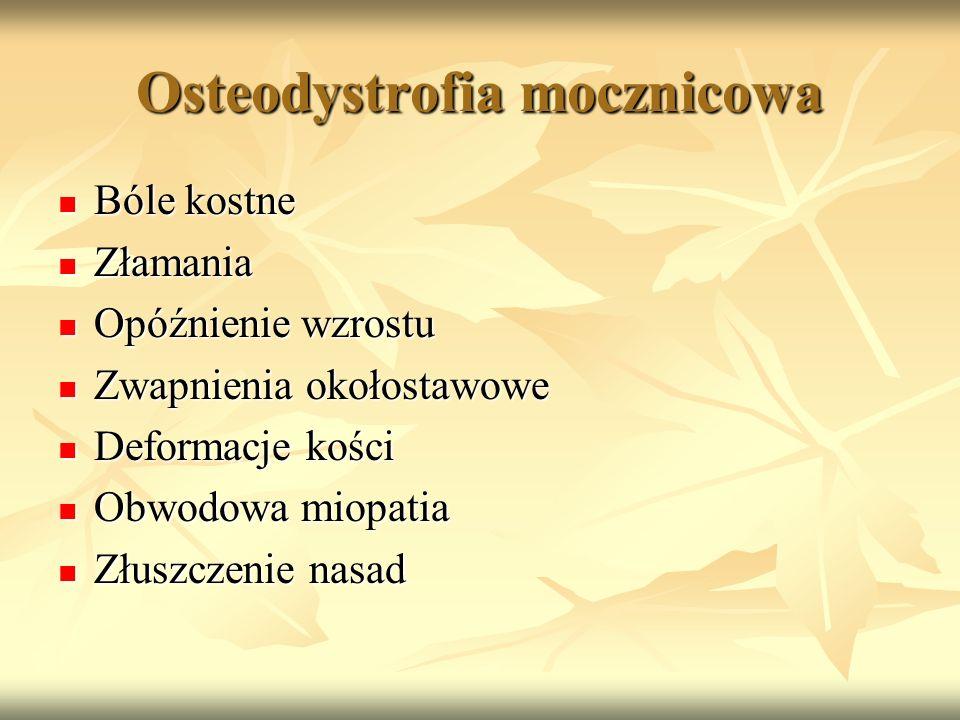 Osteodystrofia mocznicowa