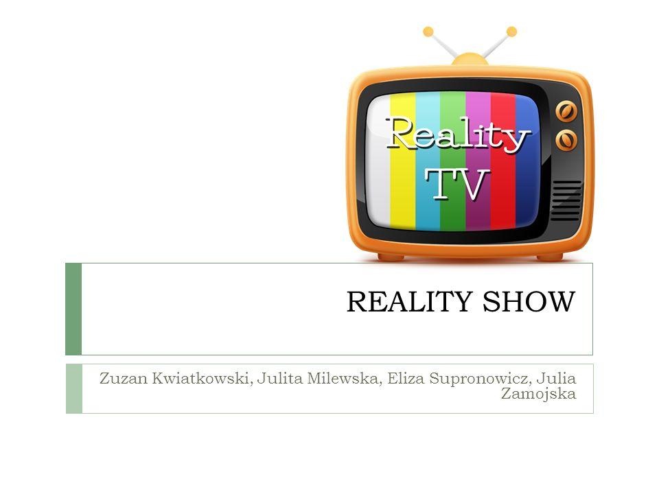 Zuzan Kwiatkowski, Julita Milewska, Eliza Supronowicz, Julia Zamojska