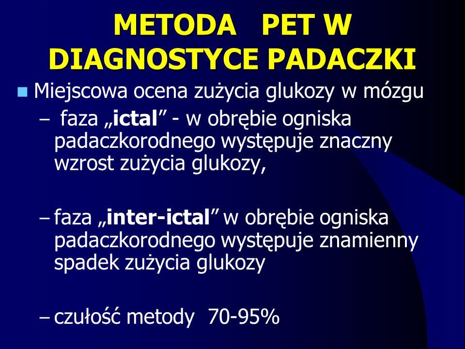 METODA PET W DIAGNOSTYCE PADACZKI
