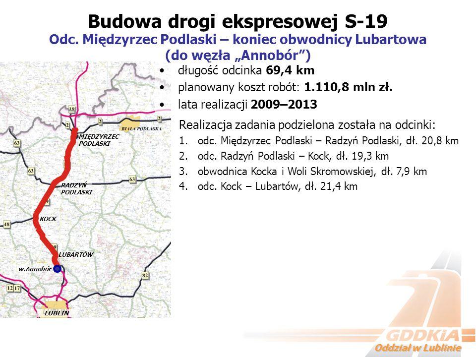 Budowa drogi ekspresowej S-19