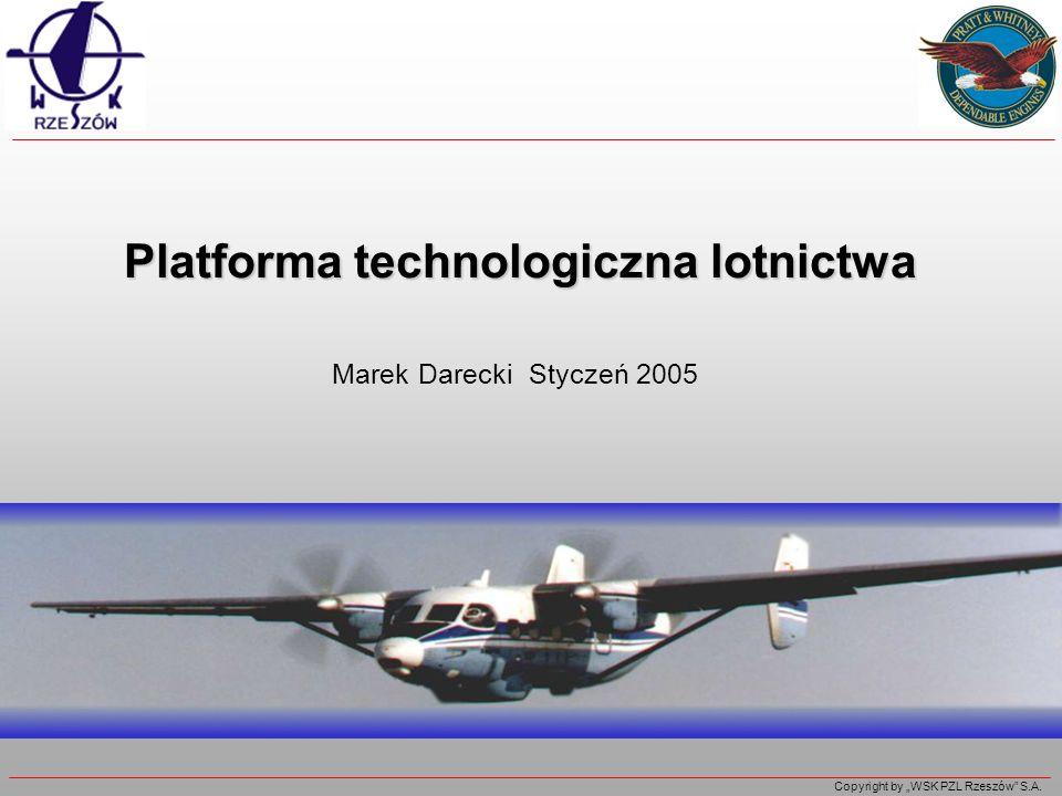 Platforma technologiczna lotnictwa