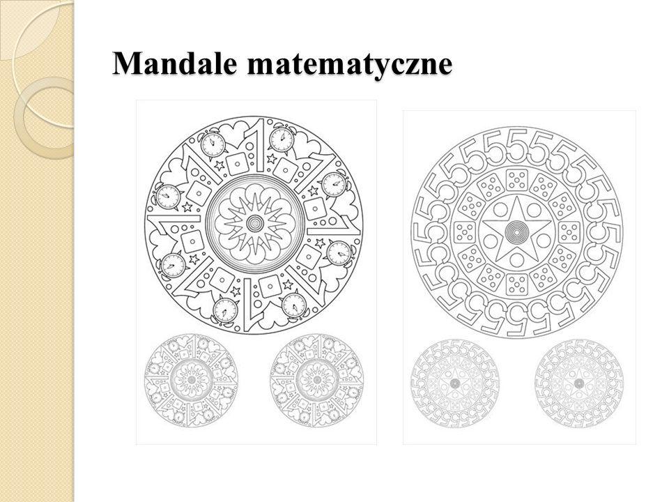 Mandale matematyczne