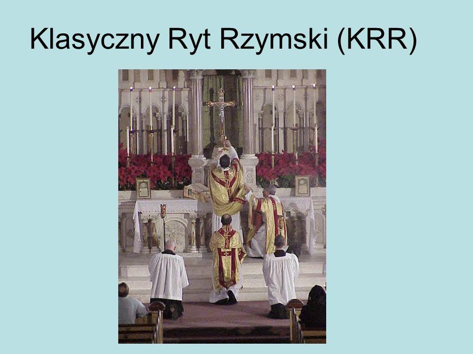 Klasyczny Ryt Rzymski (KRR)