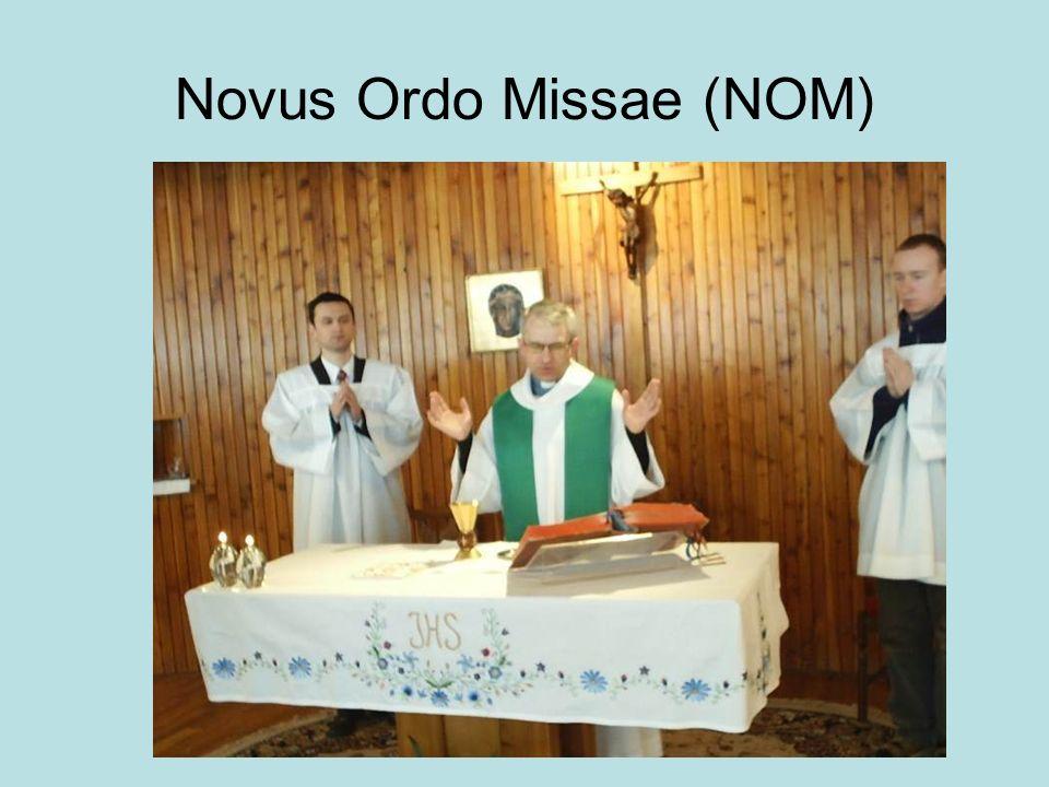 Novus Ordo Missae (NOM)