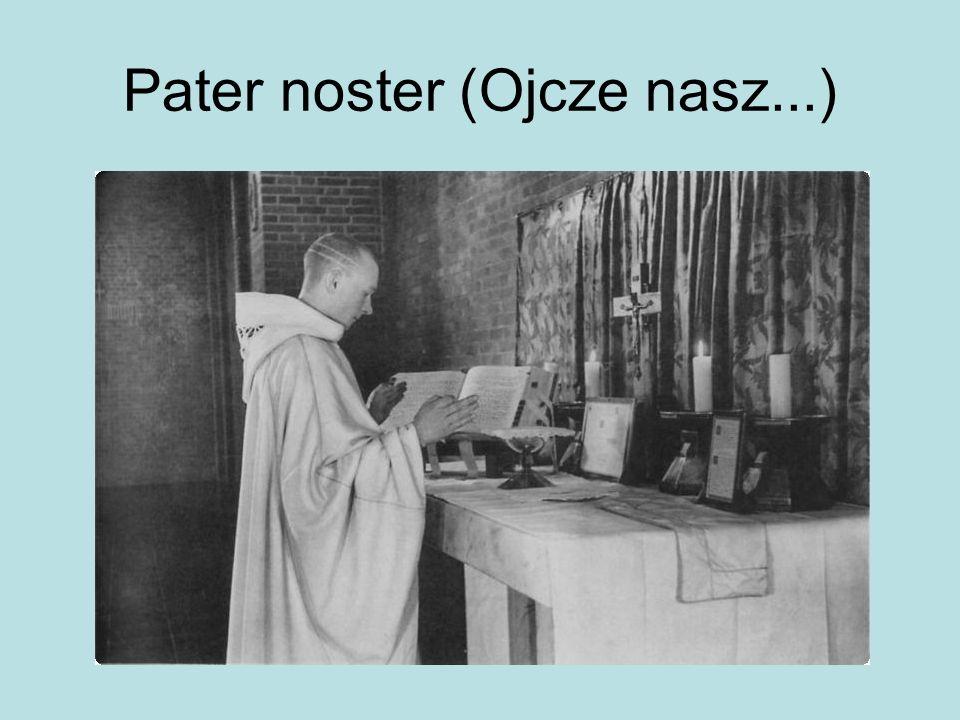 Pater noster (Ojcze nasz...)