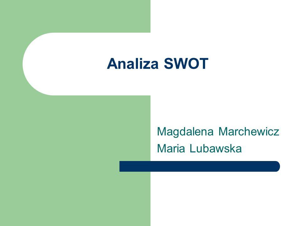 Magdalena Marchewicz Maria Lubawska
