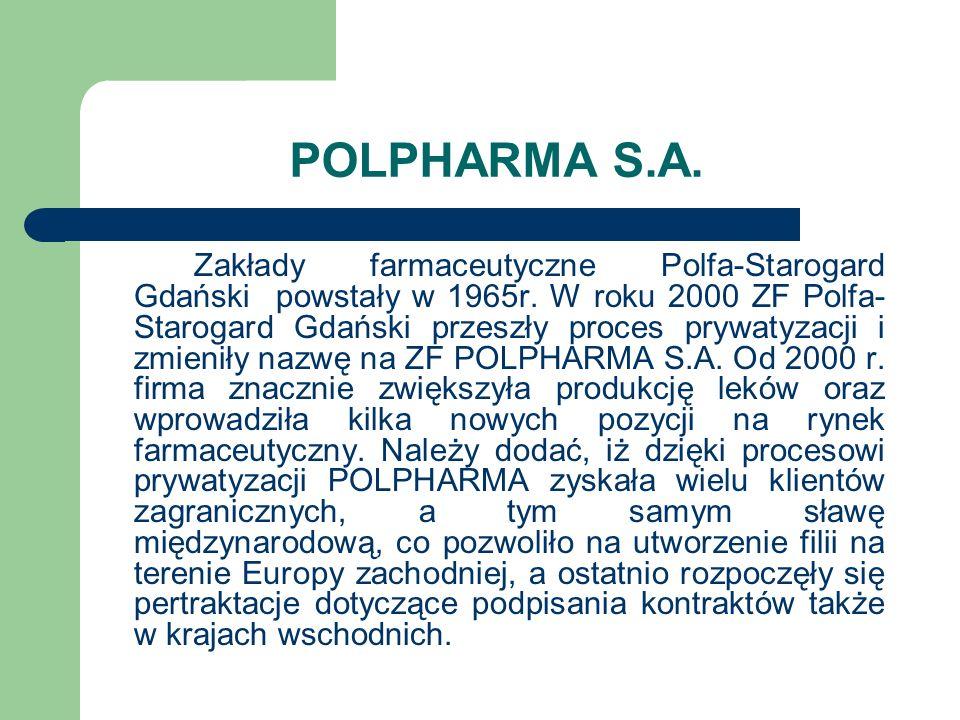 POLPHARMA S.A.