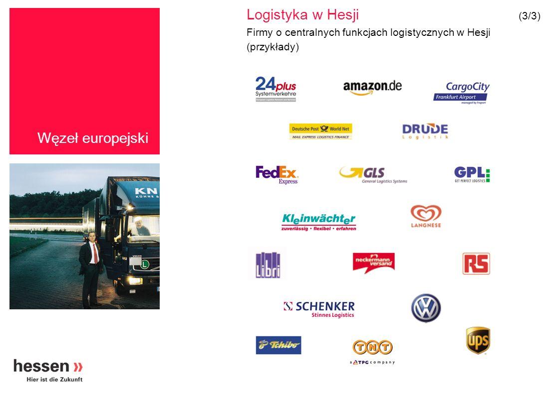 Logistyka w Hesji (3/3) Węzeł europejski