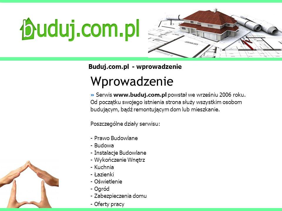 Wprowadzenie Buduj.com.pl - wprowadzenie