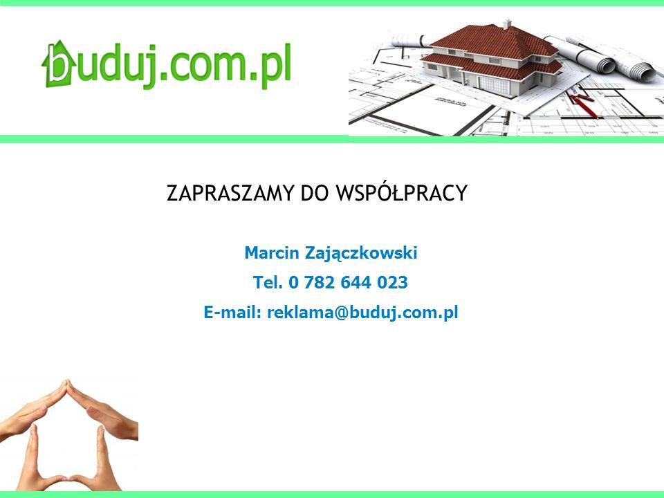 E-mail: reklama@buduj.com.pl