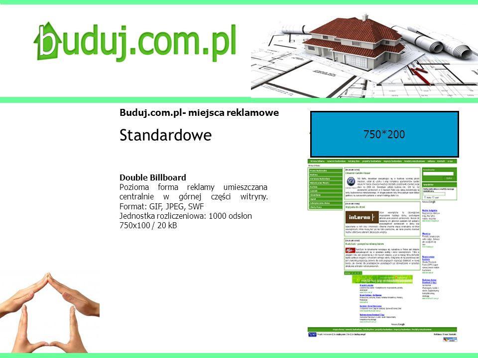 Standardowe 750*200 Buduj.com.pl- miejsca reklamowe Double Billboard