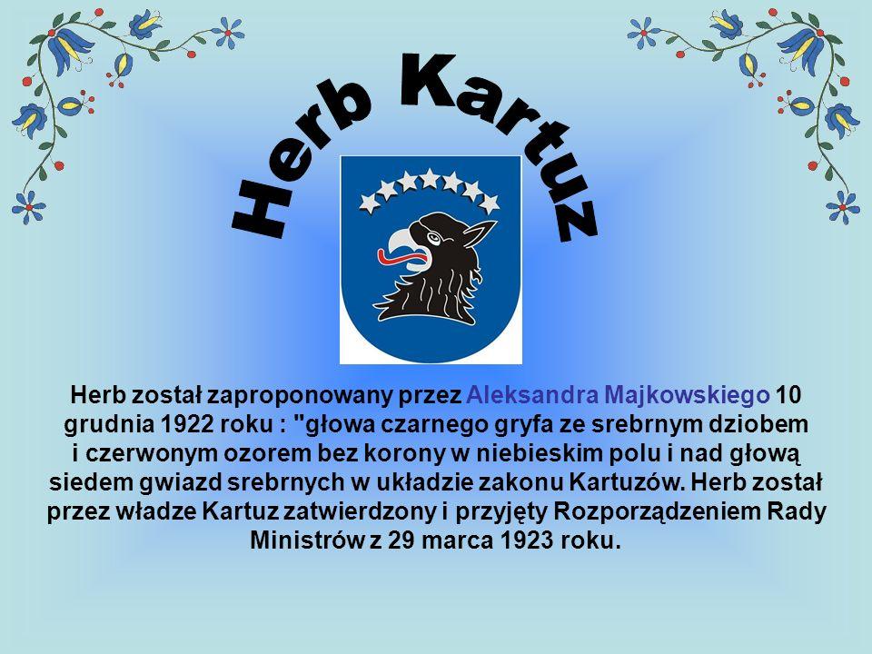 Herb Kartuz