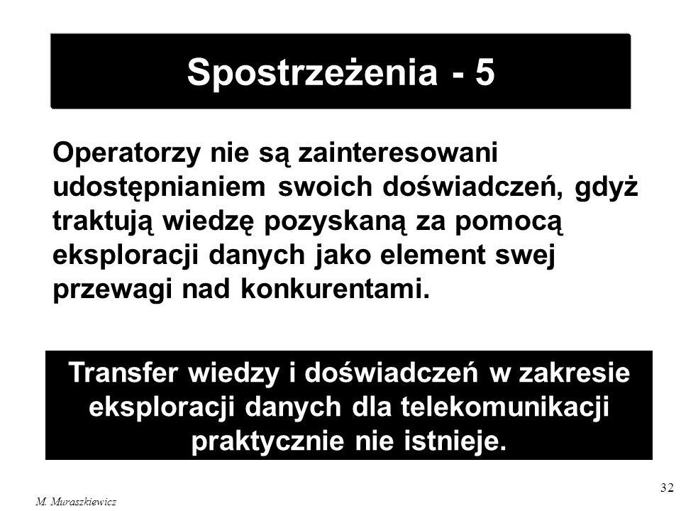 Spostrzeżenia - 5