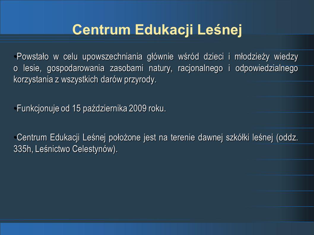 Centrum Edukacji Leśnej
